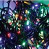girlanda 24 LED na baterie multicolor