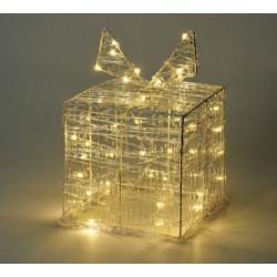 3D Vánoční DÁREK na baterie