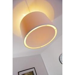 CLARIE stropní svítidlo bílé