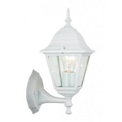 Bílá venkovní lampa NEWPORT
