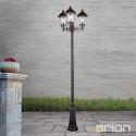 Venkovní stojanové svítidlo ARDENZA měď 260cm