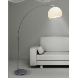 Stojací oblouková lampa VESSA
