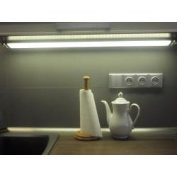LED podlinka 15W STŘÍBRNÁ 92cm