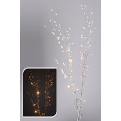 LED VĚTVIČKY bílé