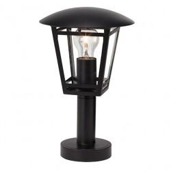 RILEY černá stojanová lampa