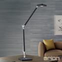 Stolní hliníková LED lampa STUDY ČERNÁ