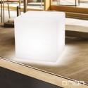 Venkovní dekorativní LED RGB KOSTKA