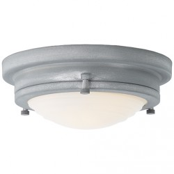 Designové stropní svítidlo BLIZZARD beton 31cm