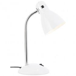 ALLISON pracovní lampa BÍLÁ